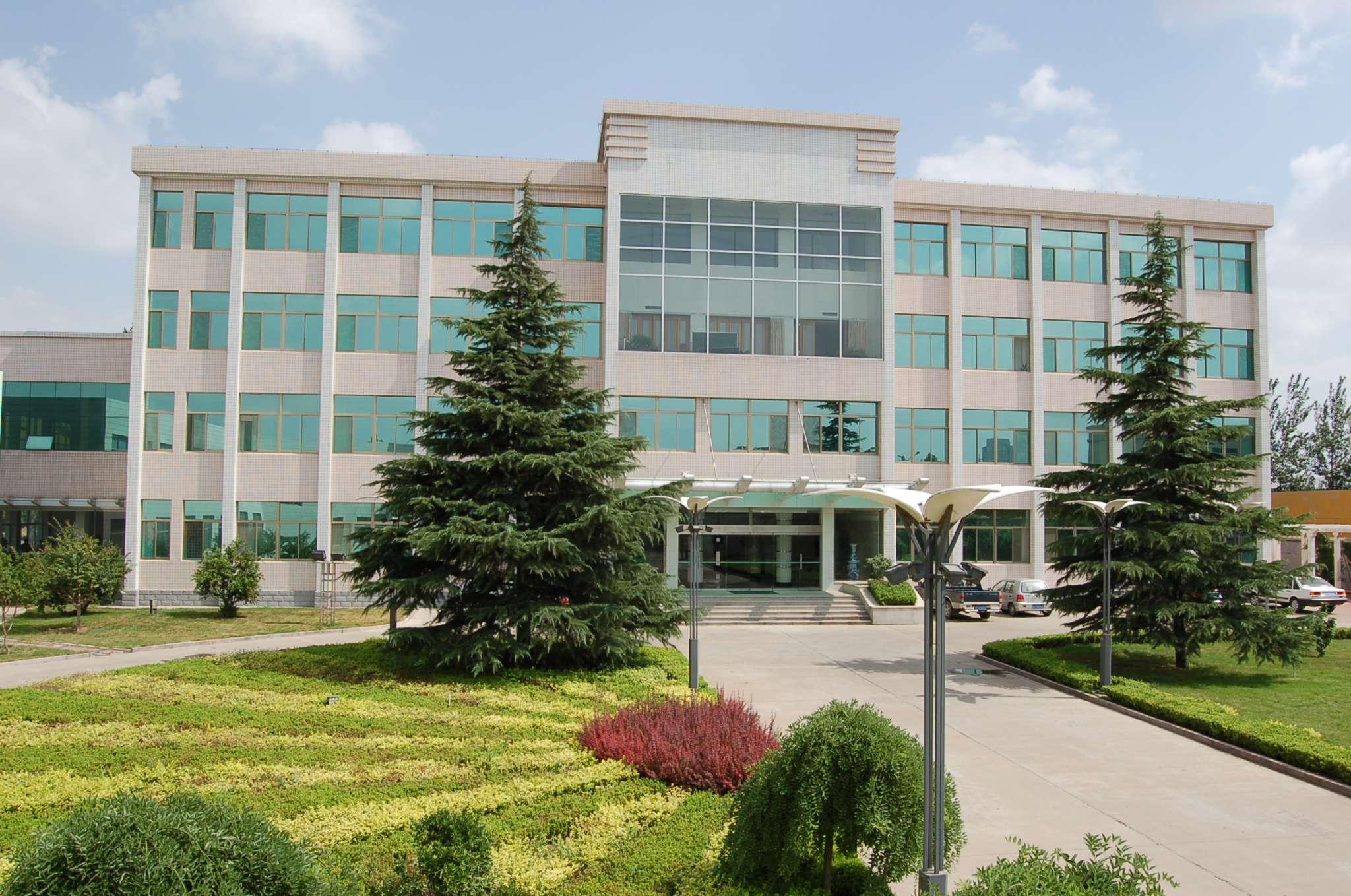 天德化工总部