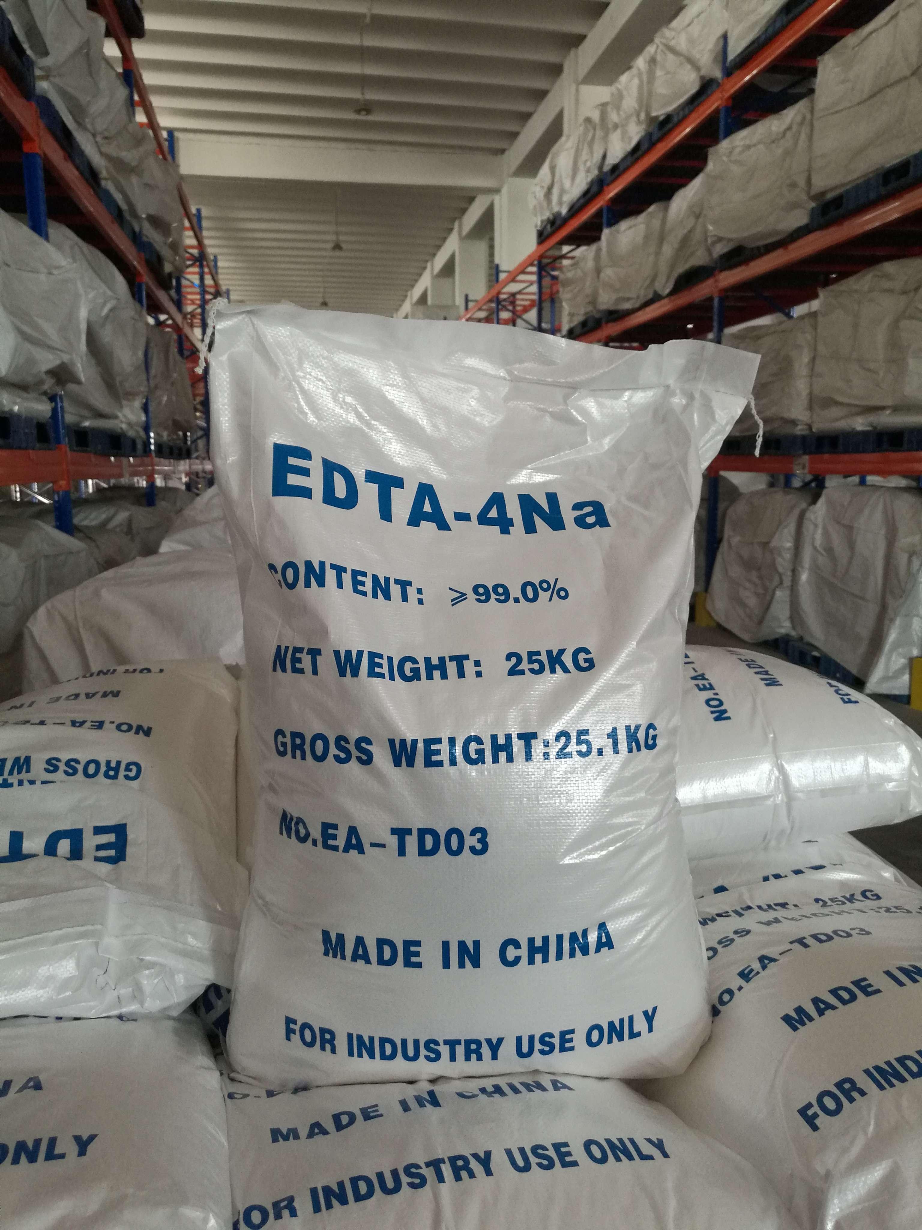 EDTA-4Na(乙二胺四乙酸四钠)